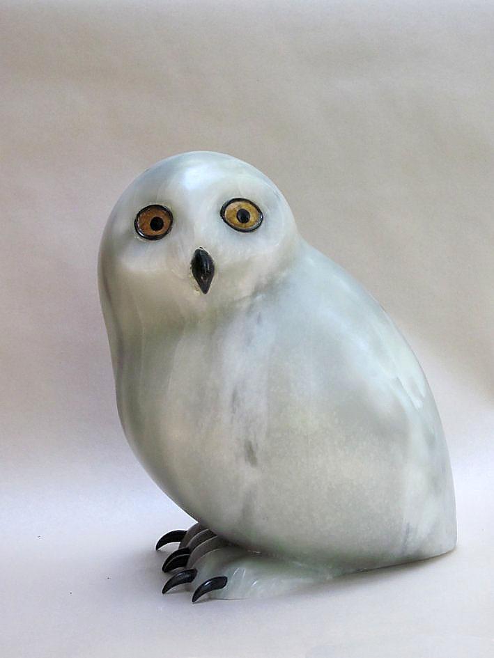 Snowy Owl full size