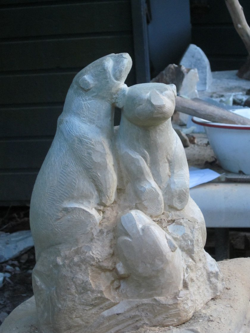 otters in progress